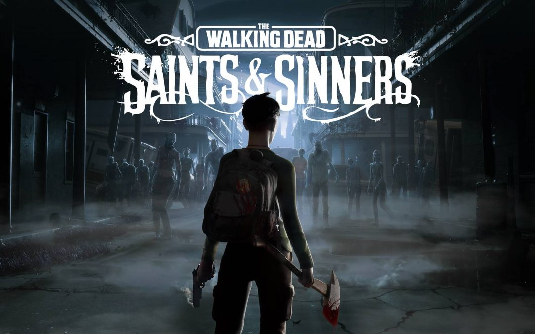 The Walking Dead: Saints & Sinners Oculus Quest Bemutató