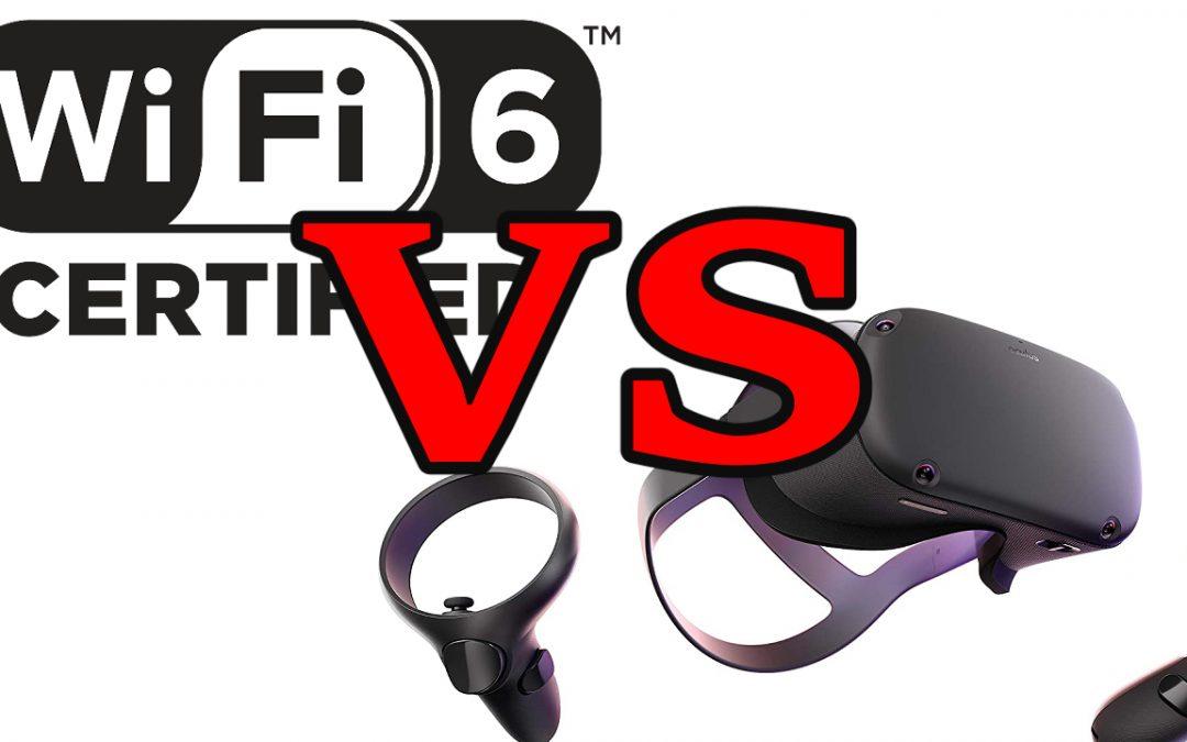 Van értelme egy WiFi 6 routernek Oculus Quest 1-hez?