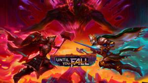 Until You Fall – Első látásra videó