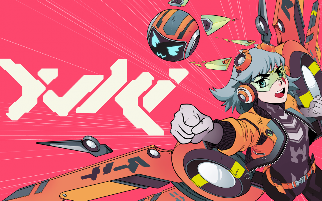 Anime stílusú játékkal fognak érkezni a Pixel Ripped alkotói