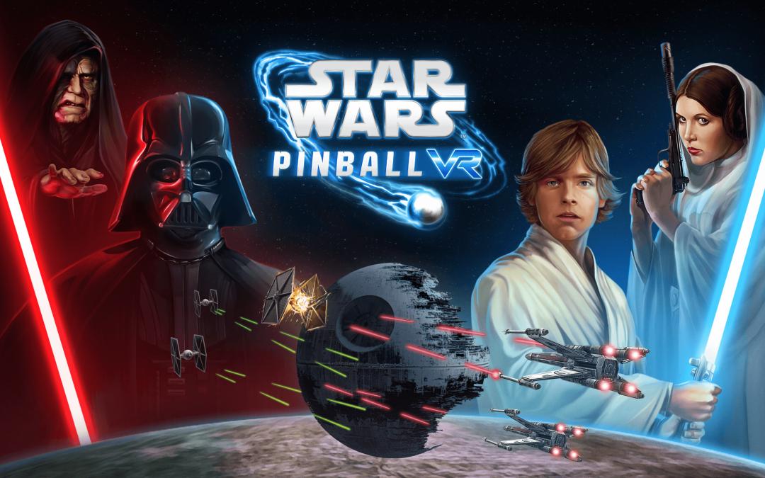 Szinte minden platformra érkezik a Star Wars Pinball VR