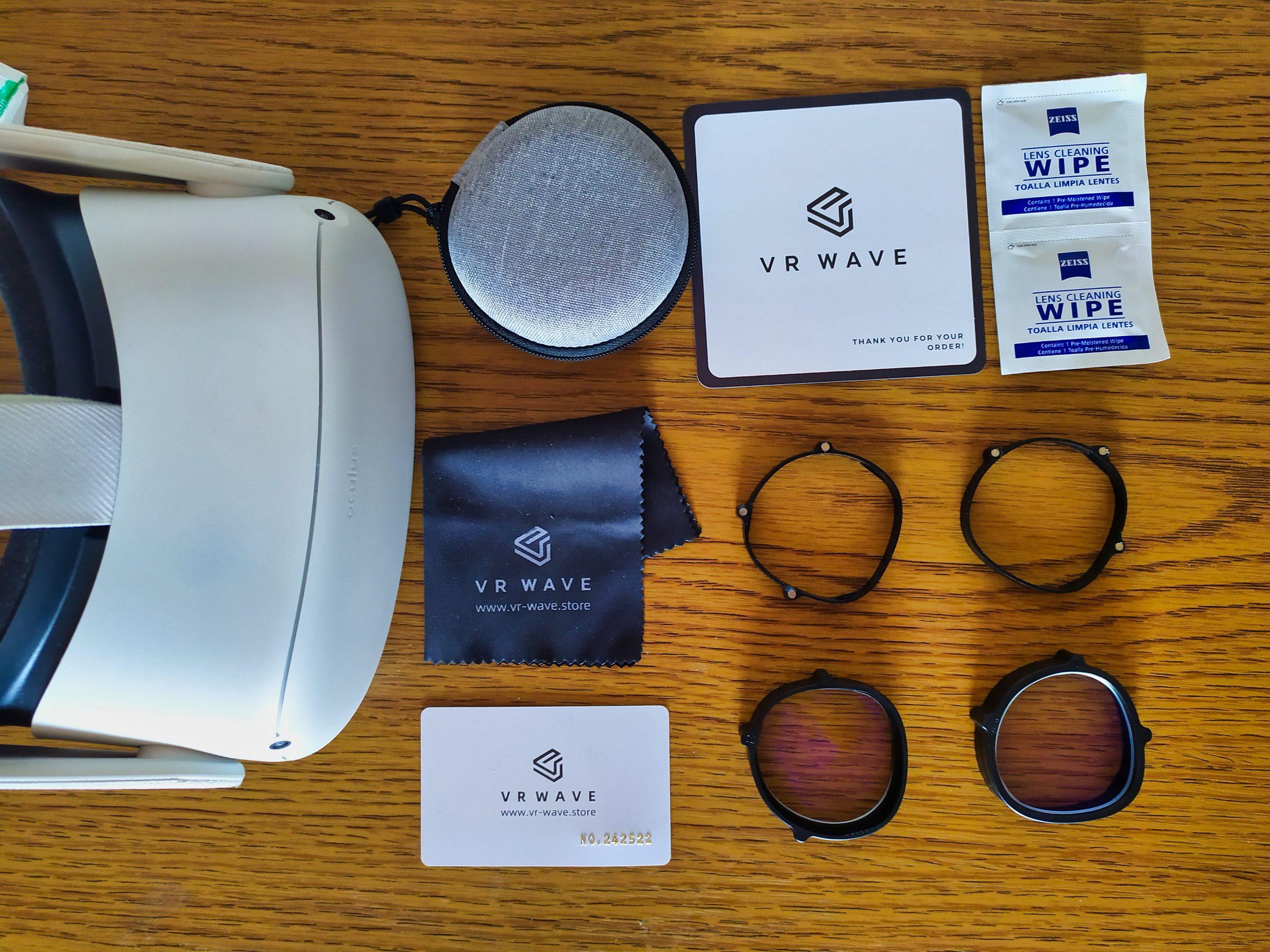 VR Wave – VR lencse, hogy ne kelljen többé szemüveg