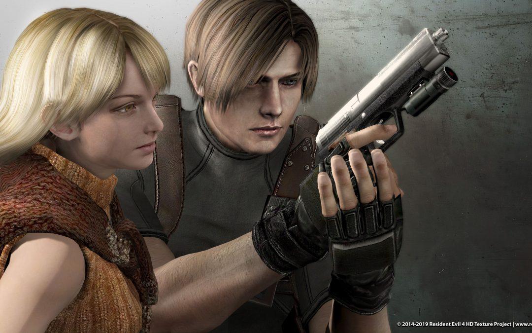 A Resident Evil 4 az első Quest 2 exkluzív játék