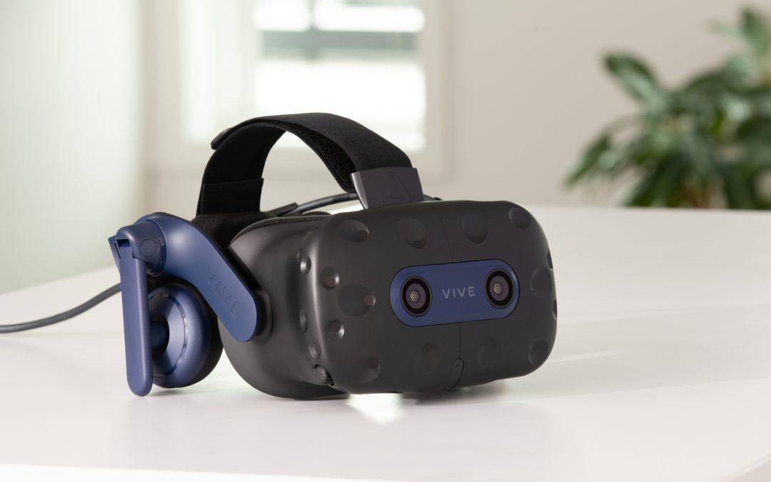 Új lencsékkel és 5K felbontással érkeznek az új HTC szemüvegek + Exkluzív interjú