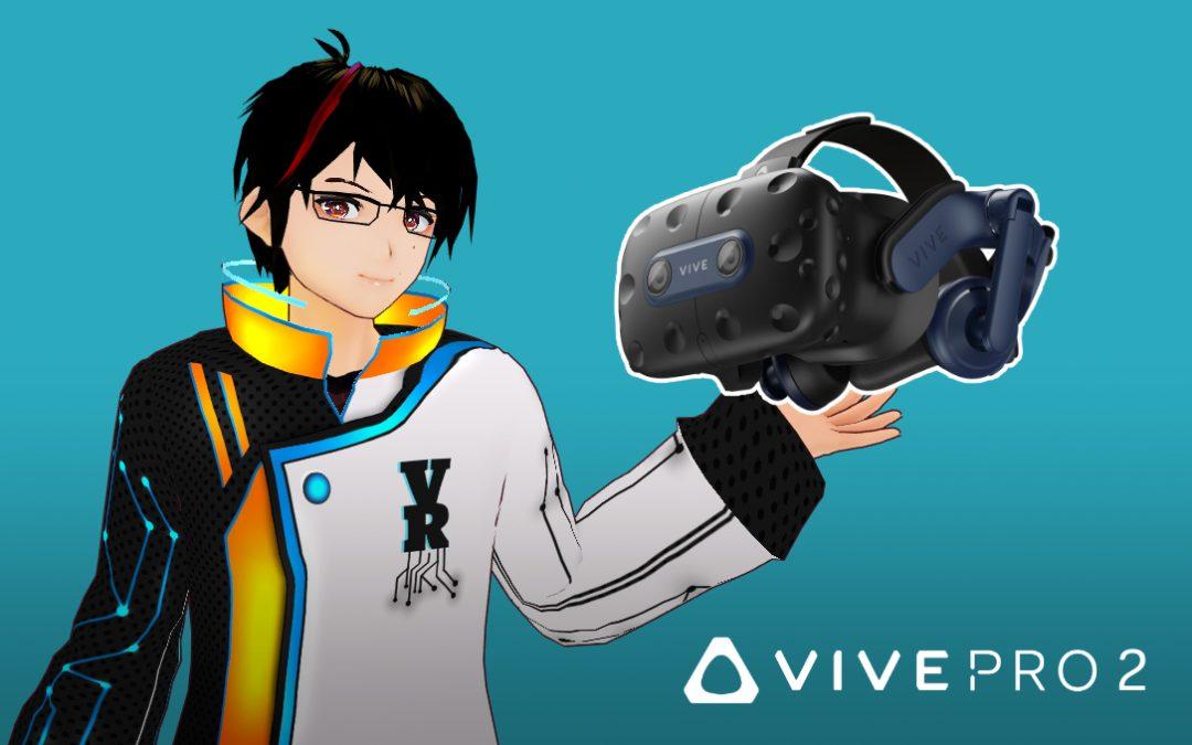 HTC Vive Pro 2 Bemutató – Frissítve