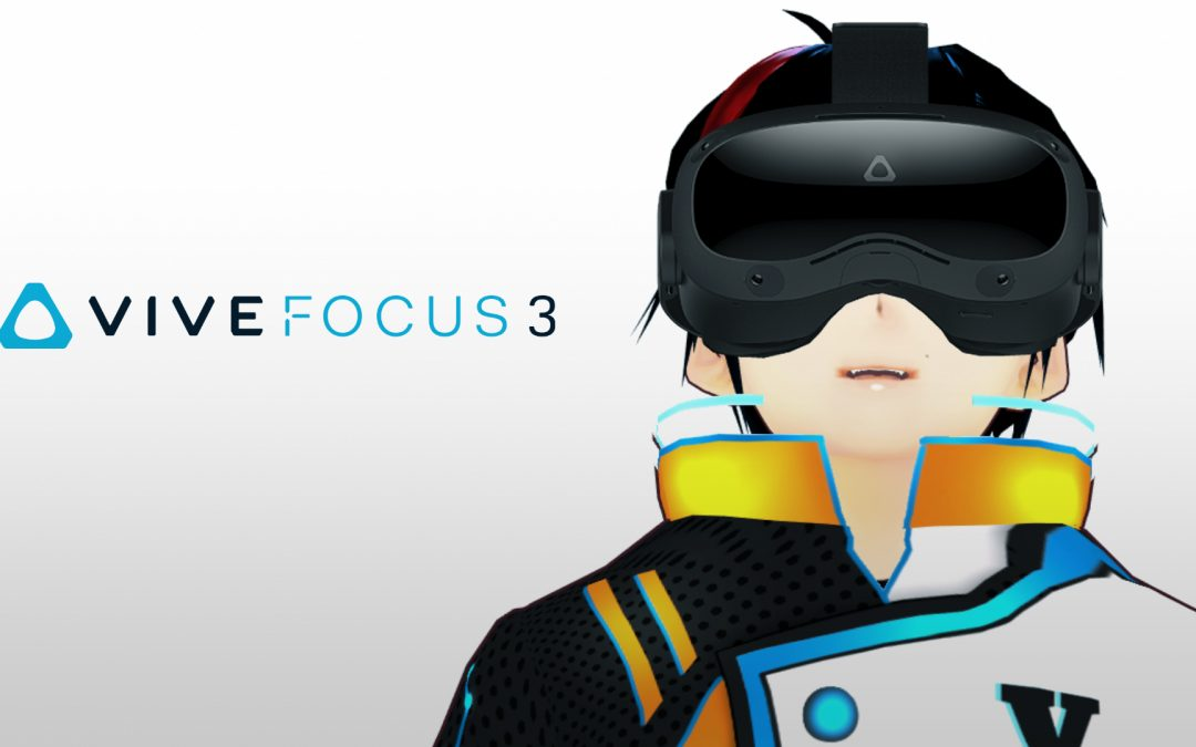 HTC Vive Focus 3 Bemutató