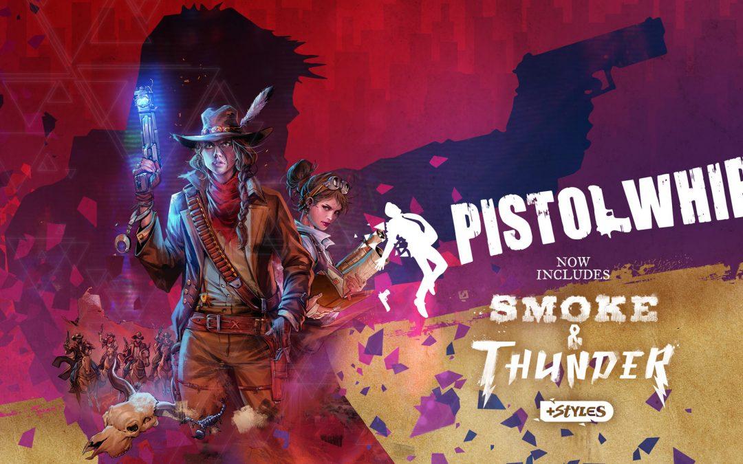 – Hamarosan itt az új Pistol Whip kampány